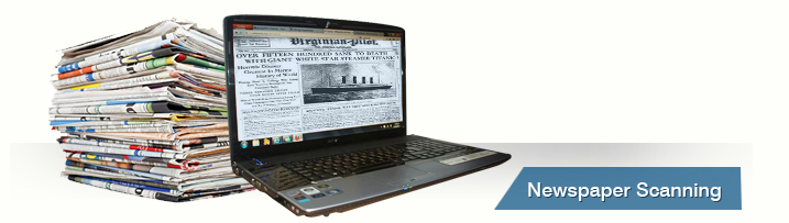 Digitizing Old Newspapers