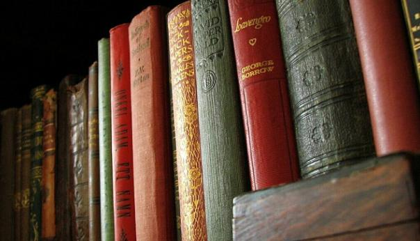 Large Antique Book Scanning Services