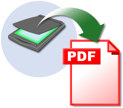 Scanning Document into PDF