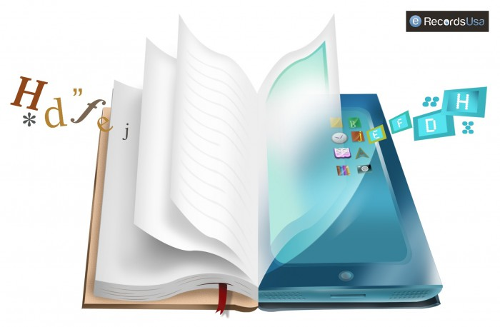 Conversion of Books to eBooks Services