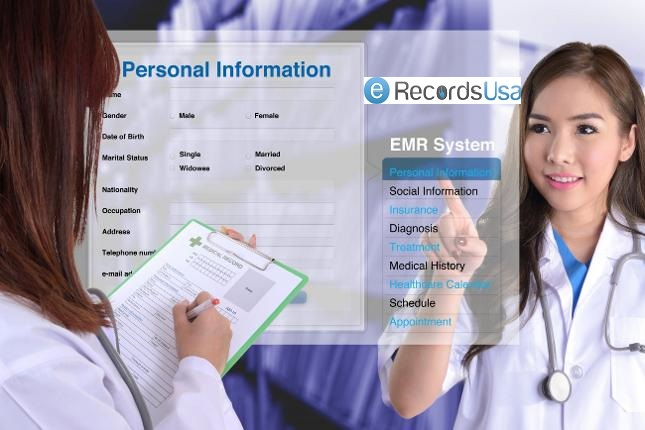 Healthcare Records Digitization Services