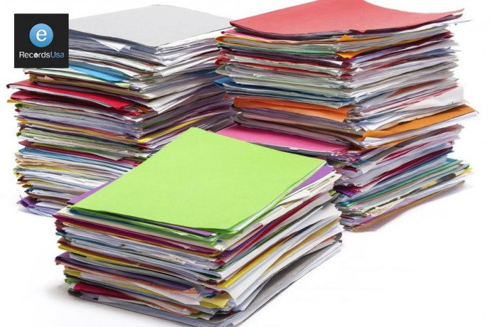 High Volume Document Scanning Service