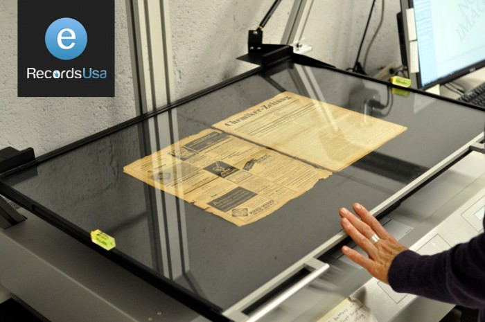 Digital Documents Preservation Services