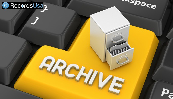 Archiving Paper Documents Services