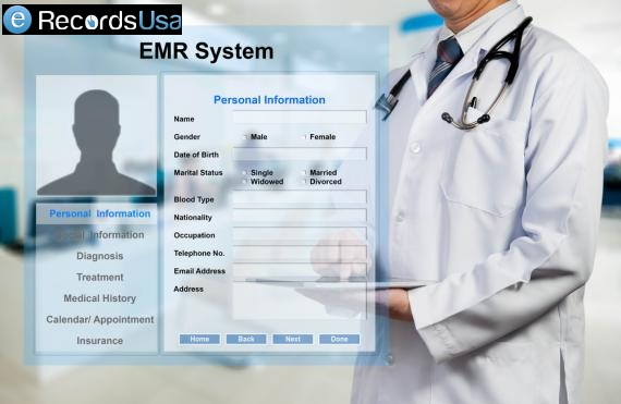 Patient Health Record Scanning Services