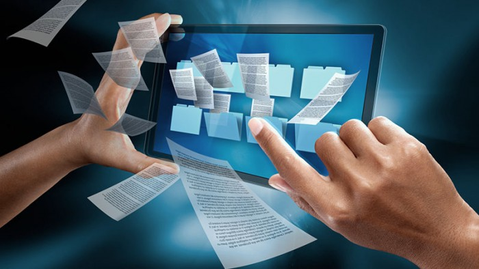 Paperless Document Management Service